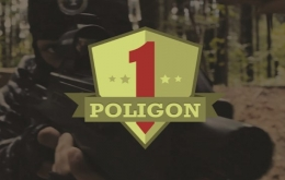 Poligon 1 - lāzertags
