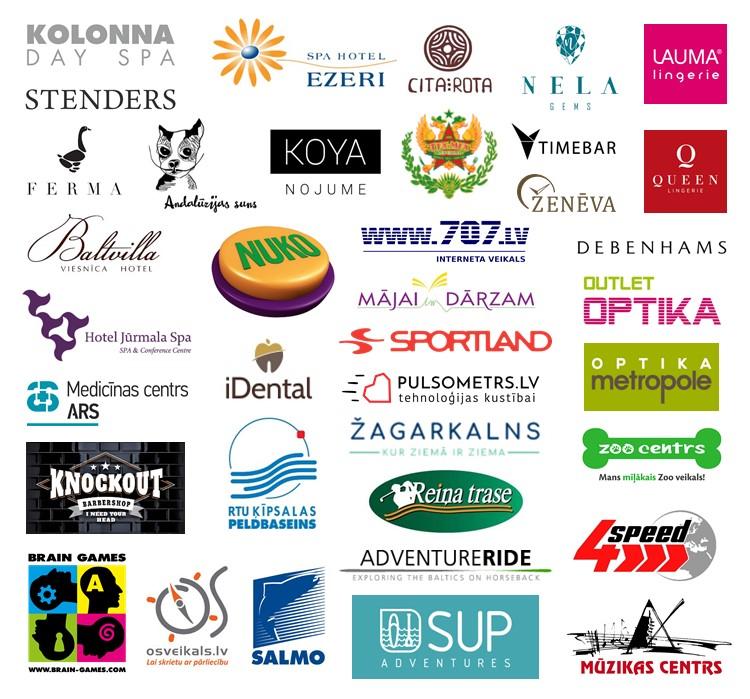 FromMe karte uzņēmumi